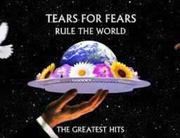TEARS FOR FEARSのベストアルバム「RULE THE WORLD THE GREATEST HITS」をプレゼント♪