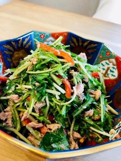 水菜 レシピ