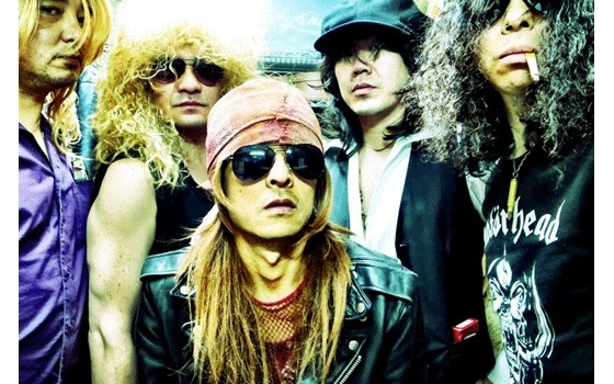 VINTAGE HITS PARADE/MUSIC LIFE CLUB Presents </br>LEGEND OF ROCK in OSAKA ~Tribute to Guns'n Roses~